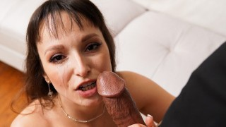 Angry Step-Mom Shows Step-Son Who's Boss! - 1000Facials