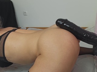 My Wife got her pussy pounded hard by a BBC - 4K