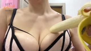 Blowjob your banana