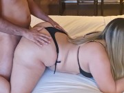 Thick Ass Latina Cheating On Her Summer Vacation milf video