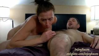 BOOB SUCK Sensual Massage CUNNILINGUS Face Squirt /BALLS Deep Throat BLOWJOB Throatpie- F/V ONLYFANS