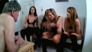 Bdsm Party Slave