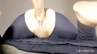 Deep throat sloopy real, anal fuck fisting used pussy !!!! -april bigass-