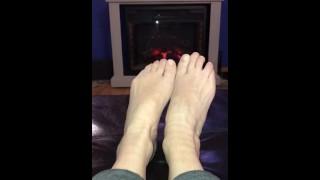 Forced Feet Sex Virgin | BDSM Fetish