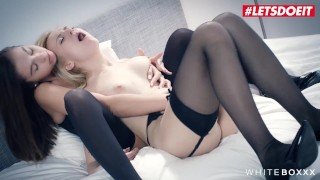 WhiteBoxxx - Sabrisse And Aislin Czech Lesbians Take Turns On Eating Each Others Pussy