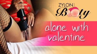 Alone with valentine - Join with fan club for full video