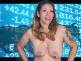 Topless Stock Tips  — RMO Stock — Stocks with WildRiena — Naked News — Ep. 2