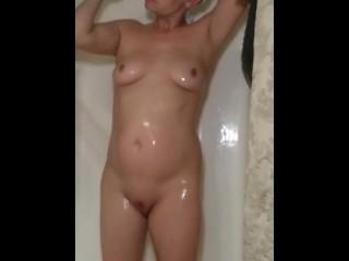 Shower Dumb Bitch