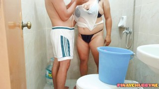 Pinay Wife Seduce Water Delivery Boy Into Fucking Get Impregnated - Pinay Viral 2021