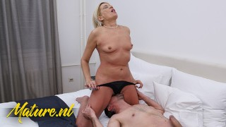 Cheating Mature Wife Fucked By Husband's Bestfriend