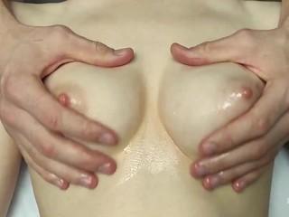 Boob massage porn