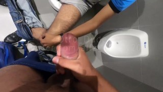 RICA BLOWJOB IN BATHROOM WITH SEX TWITTER GLORIACDMX