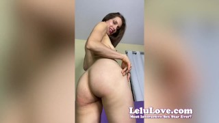 Amateur pornstar daily candid adventures in & out of porn facial upskirt dildo & more - Lelu Love
