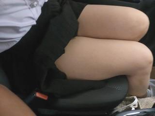 [VDOCUT] ASIAN THAI CALLEGE BLOWJOB IN CAR อมควยในรถ