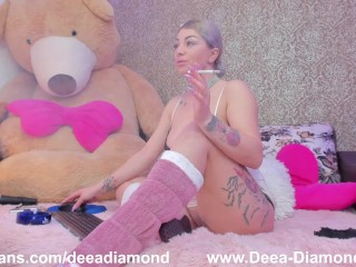 You find me online on Deea-Diamond !!!