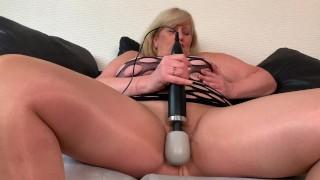 Horny Mature Stepmom