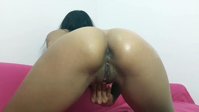 Wet Latina Pussy Doggystyle