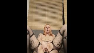 9 days w/o masturbation squirt paused video