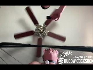 Sexy BBW Hucow Cocksucker – PREVIEW