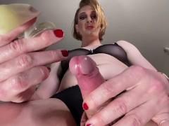 Slut Training Cum Eating 2