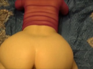 Doggy style for Big ass