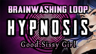 [Brainwashing Loop] You Want to be a Good Sissy Girl