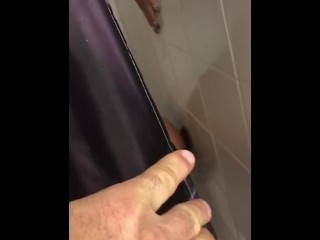 Caught my girl fucking her ass in the shower w her dildo