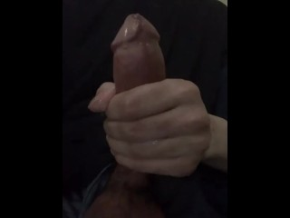CAN'T STOP FUCKING CUMMING ! MAKING A HUGE SLOPPY MESS WITH MY CUM