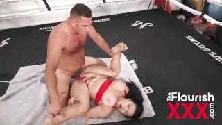 Payton Preslee and Danny Mountain in Boxing and Love