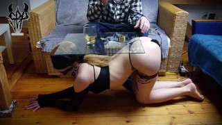 SLAVEAT HOME #4 - The New Table - SBP