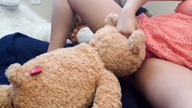 Horny Humping Teddy Bear