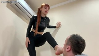 Russian Foot Domination