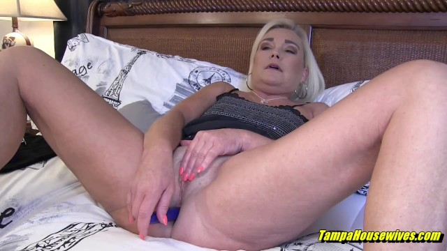 Horny Wife Confesses, Masturbates and Gets Her Pussy Fucked