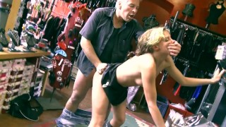 Old man fucked her ass and peed in her mouth in Germany! Amateurcommunity.xxx