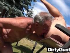 Grandpa Wants to Feel Again!