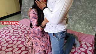 YOURPRIYA4k - I Finally Fucked my stepsister Priya after long time after marriage  clear hindi audio