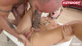 HerLimit - SQUIRTING COMPILATION! Hot Sluts Squirts On Massive Cocks While Ass Stretched - LETSDOEIT