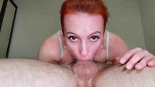 DOUBLE THROATPIE! EXTREME DEEP THROAT/Drains My Balls in 69! big cock cum in throat with huge amount