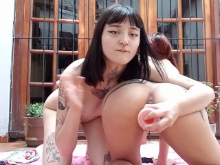 Outdoors Bitchs ft Mei Pang