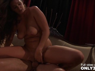 Only3x Presents - Alison Tyler and Ryan Driller in POV - Amateur scene - teaser clip - by Only3x