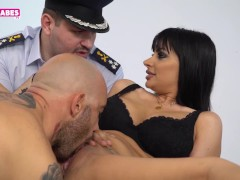 SUGARBABESTV : GREEK POLICE KNOW HOW TO FUCK