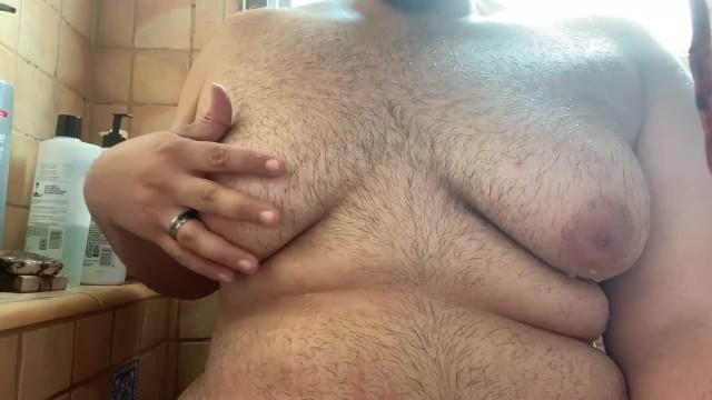 Boobs hairy woman hairy