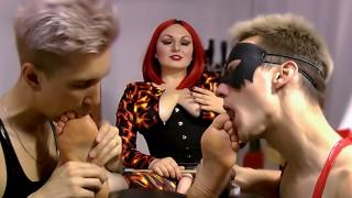 Mistress Threesome