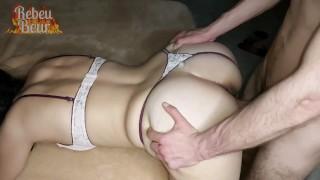 Moroccan Arab Couple Fucking and Cumming