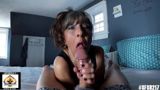 Grey Haired Milf