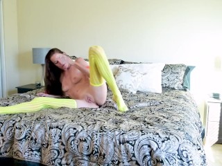 Naughty Milf Sofie Marie's Outdoor Adventures With Stepson