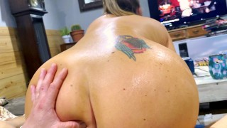 Super Hot Pawg Milf Wife Rides Hibs Big Cock Reverse With Nice Hot Ass