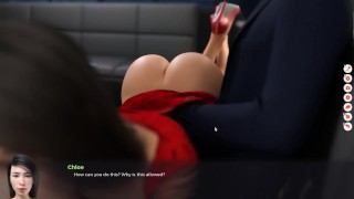 Cure My Addiction - EP4 Part 48 Very Naughty Girls By LoveSkySan69