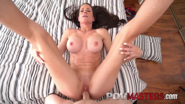 Athletic Busty MILF Sofie Marie Craves POV Big Cock Inside