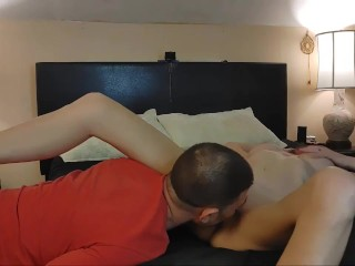 Full Version on ONLYFANS – CUNNILINGUS CLOSEUP Pussy CLIT Licking REAL ORGASM Sensual BOOB Sucking